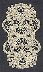 FSL Fancy Lace embroidery design