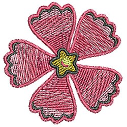 Blossom Bloom embroidery design