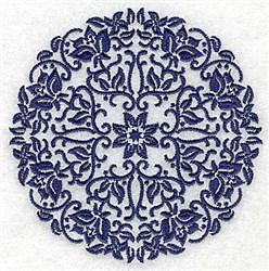 Beautiful Circle embroidery design