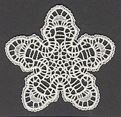 FSL Fancy Star embroidery design