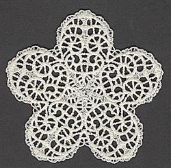 FSL Star Design embroidery design