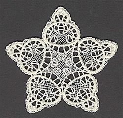 FSL Fantasy Star embroidery design