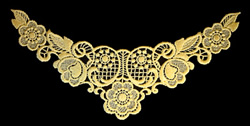 Lace Flower Pattern embroidery design