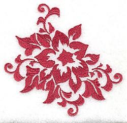 Pretty Flower embroidery design