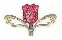 Tulip Blossom embroidery design