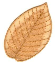 Birch Leaf embroidery design