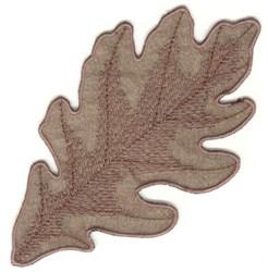 Oak Leaf embroidery design