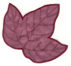 Boston Ivy Leaf embroidery design