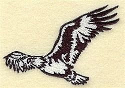 Bald Eagle embroidery design