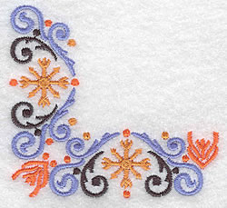 Needlework Corner embroidery design