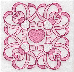 Awareness Ribbons embroidery design
