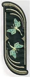 Bookmark 110 fairies embroidery design
