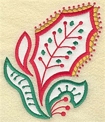 Christmas Applique embroidery design