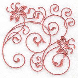 Decorative Design embroidery design