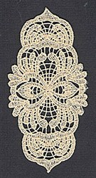 FSL Fancy Lace embroidery design
