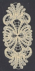 FSL Heirloom Lace embroidery design