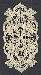 FSL Decorative Lace embroidery design