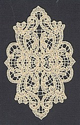 FSL Elegant Lace embroidery design