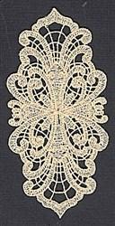 FSL Lace Pattern embroidery design