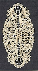 FSL Lace embroidery design