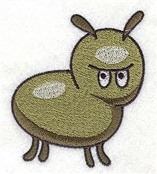Germs Are Fun embroidery design
