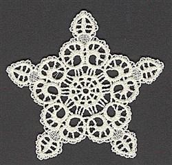 FSL Swil Star embroidery design