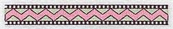 ZigZag Border embroidery design