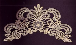 Lace Design embroidery design