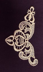 Vintage Lace Decor embroidery design