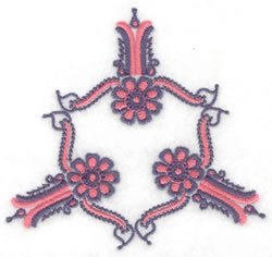 Triad Design embroidery design