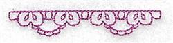 Pretty Border embroidery design