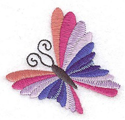 Butterfly Design embroidery design