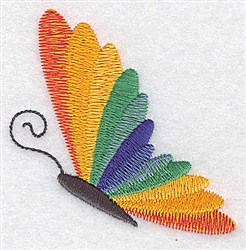 Cute Butterfly embroidery design
