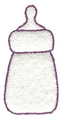Baby Outline embroidery design