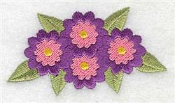 Floral Arrangement embroidery design