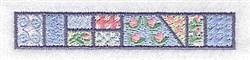Decorative Baby Border embroidery design