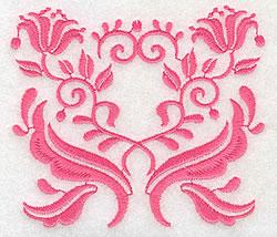 Double Design embroidery design