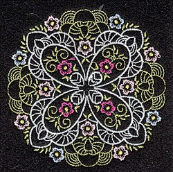 Quilt Motif embroidery design
