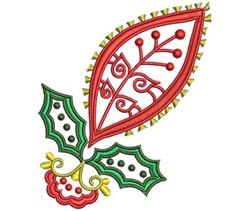 ChristmasPaisley-08 embroidery design
