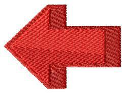 Arrow 1 embroidery design