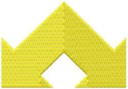 Arrow 5b embroidery design