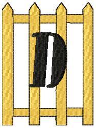Defense Sport embroidery design