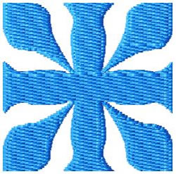 Tile 15 embroidery design