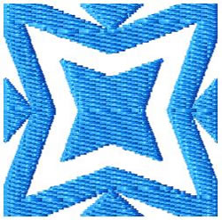 Tile 18 embroidery design