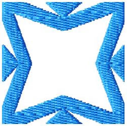 Tile 19 embroidery design