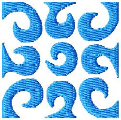 Tile 46 embroidery design