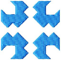 Tile 55 embroidery design