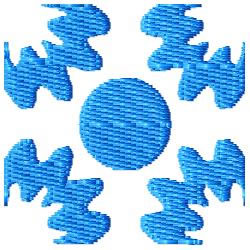 Tile 68 embroidery design