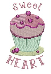 Sweet Heart embroidery design