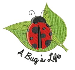 A Bugs Life embroidery design